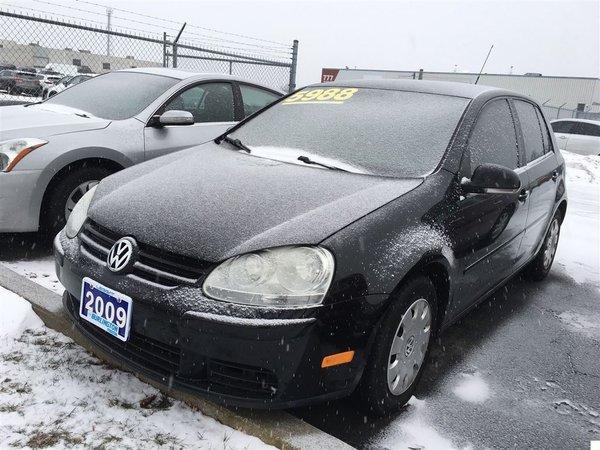 2009 Volkswagen Rabbit Comfortline