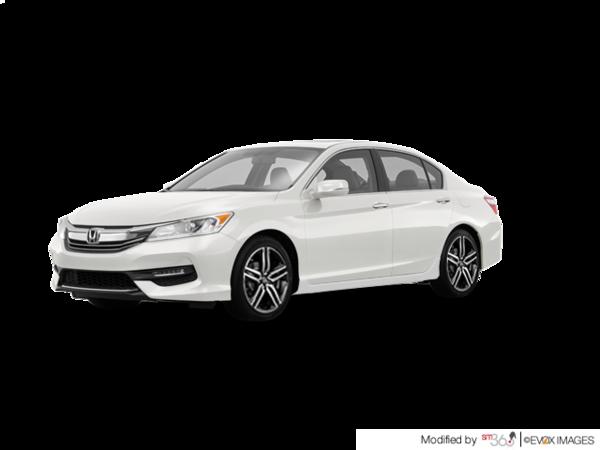 2017 Honda Accord Sedan Sport w/Honda Sensing
