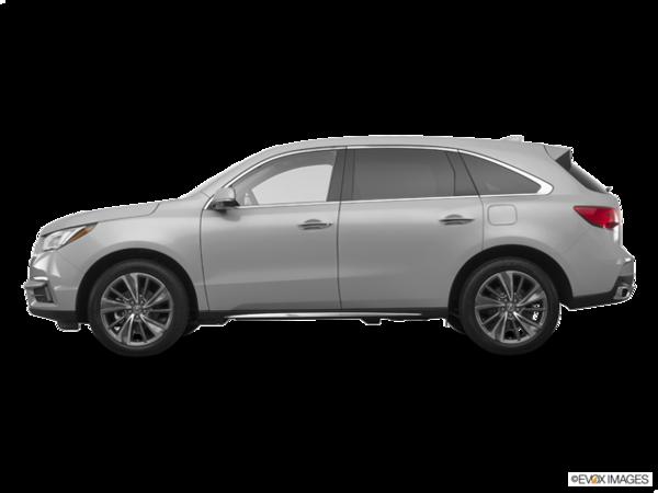 2018 Acura MDX Elite Package