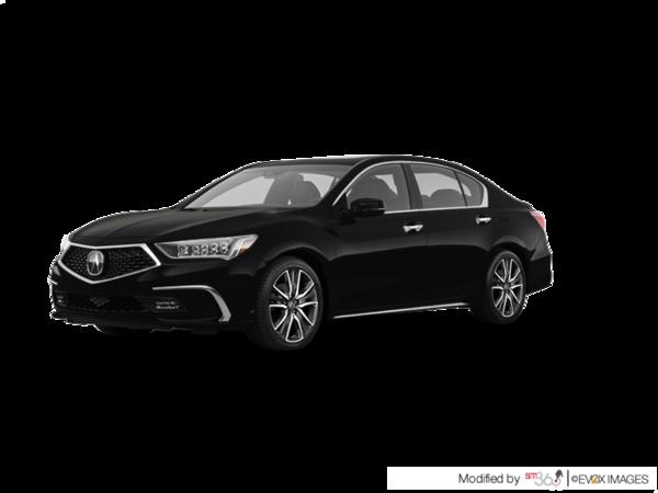 2018 Acura RLX Elite