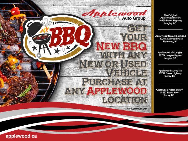 BBQ- Applewood