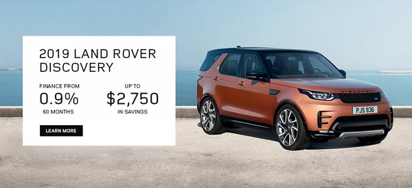 The 2019 Discovery