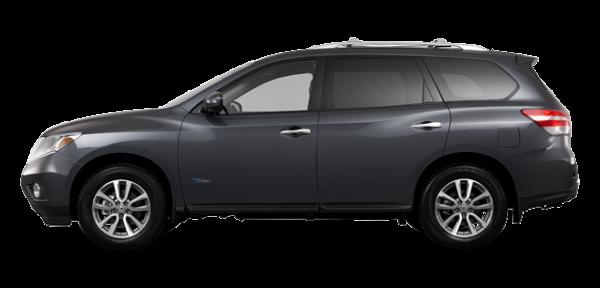 Nissan Pathfinder Hybride SV 2015