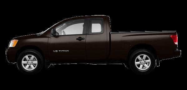 Nissan Titan S 2015