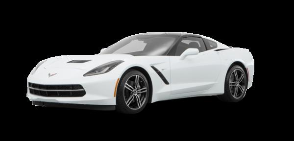 Chevrolet Corvette Coupé Stingray 3LT 2018