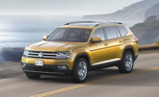 What the media is saying about the 2018 Volkswagen Atlas