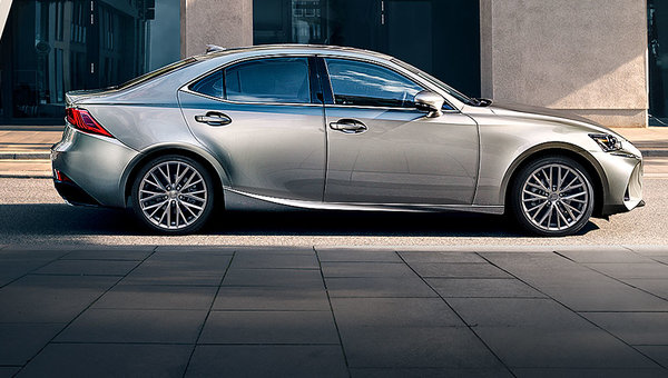 2018 Lexus IS: For Passionate Drivers Only