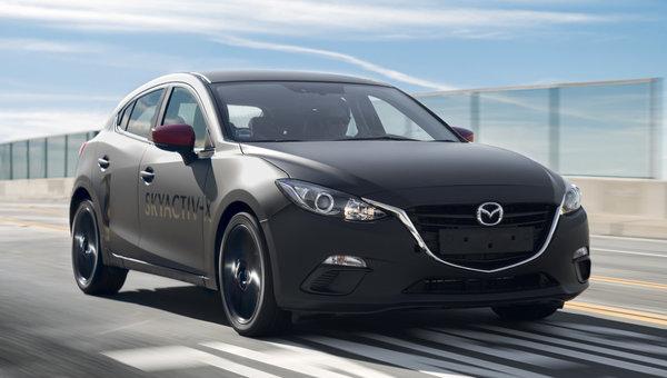 Get a Better Understanding of Mazda's SKYACTIV-X Technology