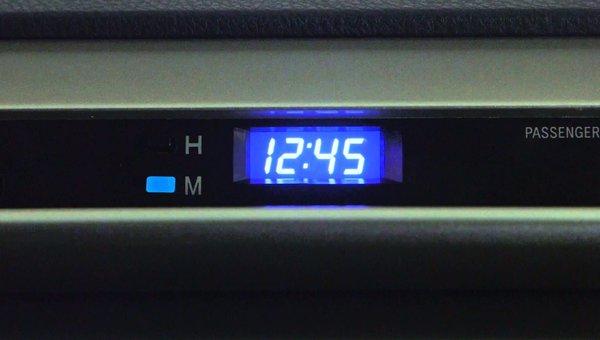Clock Operation