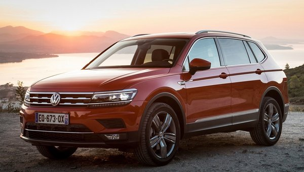 2018 Volkswagen Tiguan: Impressive Improvements
