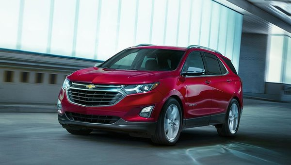 Redesigned From the Inside-Out, the 2018 Equinox Has Everything You Want