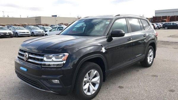 2018 Volkswagen Atlas Comfortline 3.6 FSI  - Bluetooth - $289.70 B/W