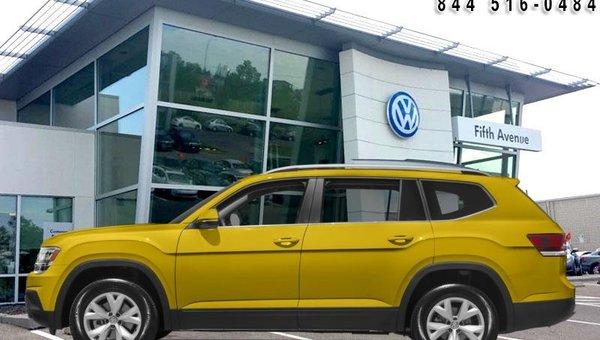 2018 Volkswagen Atlas Highline 3.6 FSI  - Navigation - $320.04 B/W