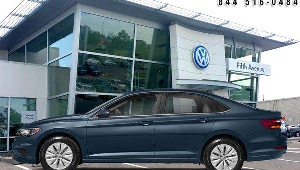2019 Volkswagen Jetta Comfortline Auto  - Heated Seats - $163.53 B/W