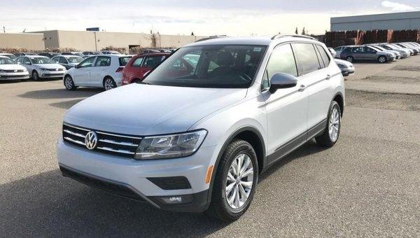 2018 Volkswagen Tiguan Trendline  - $220.78 B/W