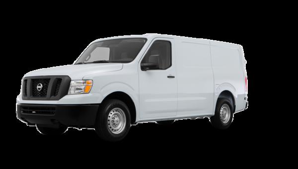 2017 Nissan NV Cargo