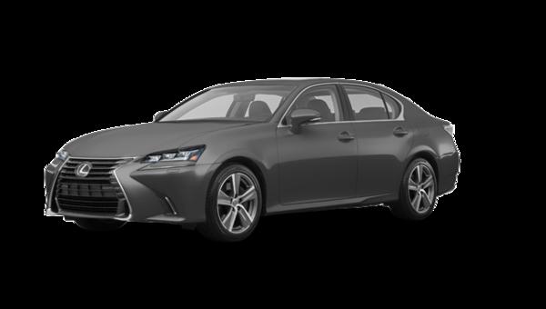 Lexus GS350 AWD 6A 2018