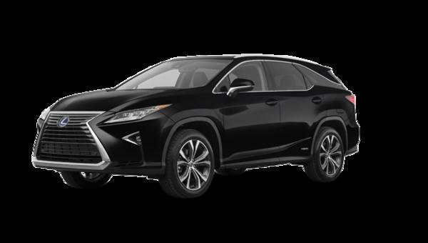 Lexus RX450hL RX 450hL 2018