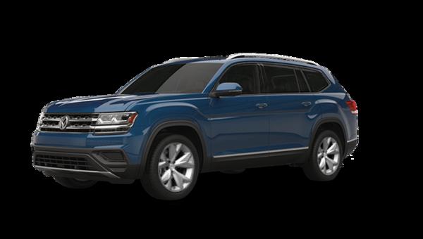 2018 Volkswagen Atlas HIGHL 3.6L V6 276HP 8SP AUTO TIPTRONIC 4MO