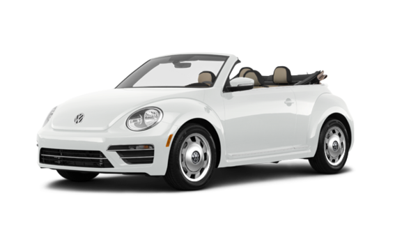 2018 Volkswagen Beetle Convertible COAST 2.0 TSI 174HP 6SP AUTO W/TIPTRONIC