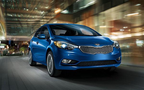 La nouvelle Kia Forte 2014 – Préparez-vous à en voir beaucoup!