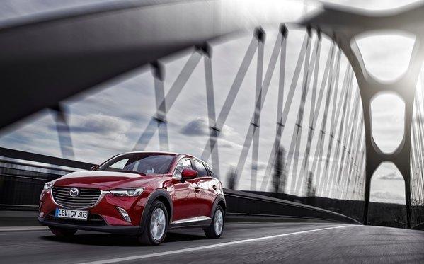 Trois choses à savoir sur le Mazda CX-3 2016