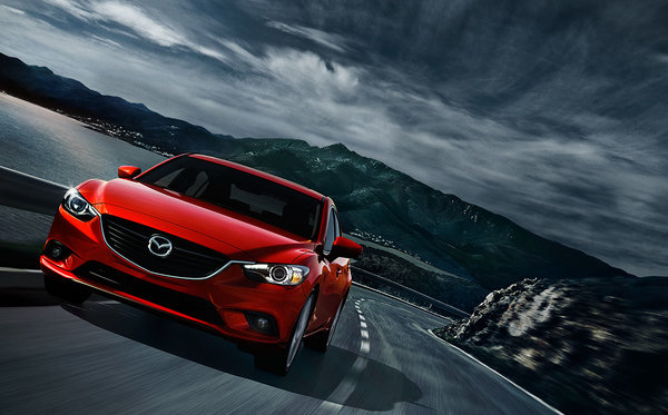 Mazda 6 2015 – Conserver une recette gagnante