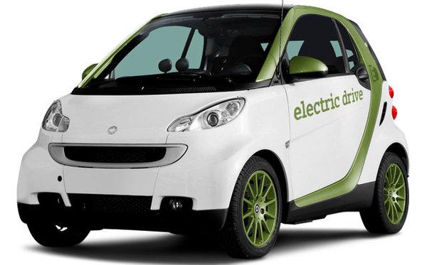 Encore plus smart : la Electric Drive!