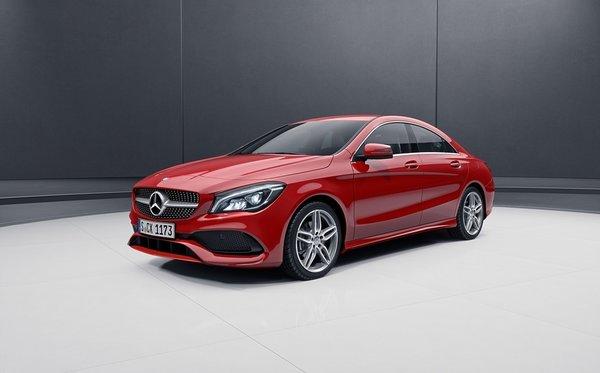 Mercedes-Benz CLA 2018 : le luxe marié à l'économie de carburant