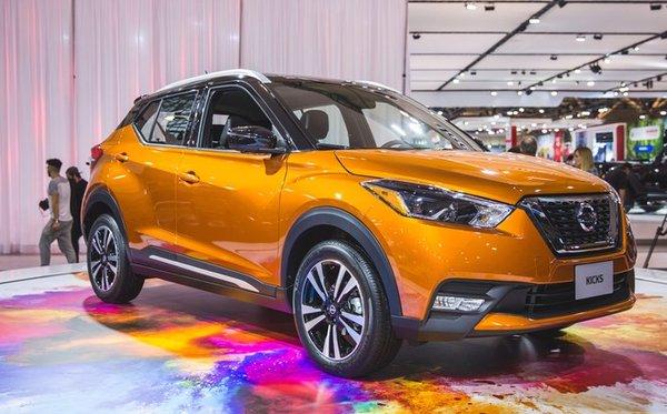 Le Nissan Kicks 2018 arrive en juin
