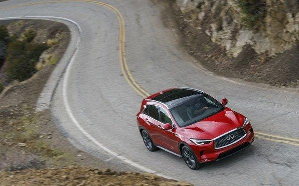 Infiniti QX50 2019 vs Acura RDX 2019 : les petits nouveaux