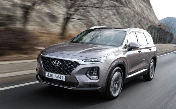 Trois choses à savoir sur le Hyundai Santa Fe 2019