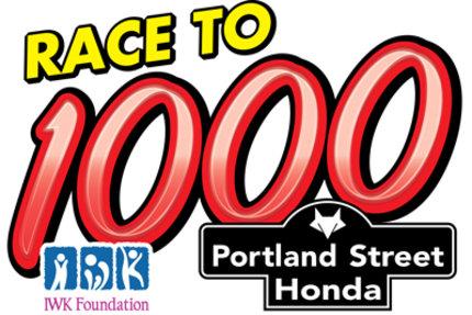 Race to 1000 Returns!