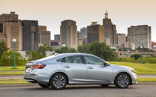 2019 Honda Insight: The Normal Hybrid
