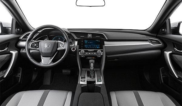 2016 Honda Civic Coupe EX-T