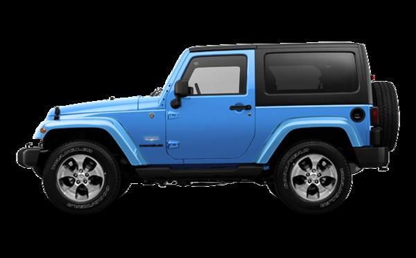 Jeep Wrangler SAHARA 2017