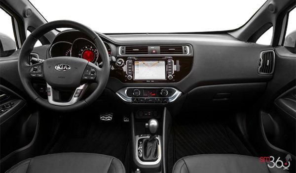 2017 Kia Rio 5-door SX navigation