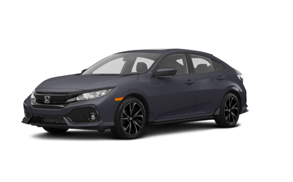 Honda Civic Econ Button >> 2018 Honda Civic Hatchback SPORT HONDA SENSING - Lallier Honda Hull in Gatineau
