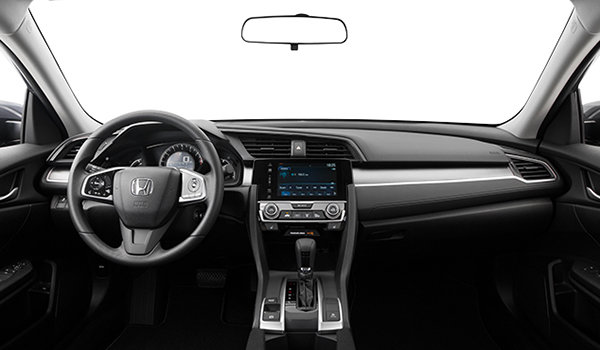 honda civic berline lx 2018 lallier honda hull. Black Bedroom Furniture Sets. Home Design Ideas