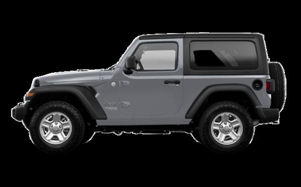 Jeep Tout Nouveau Wrangler SPORT 2018
