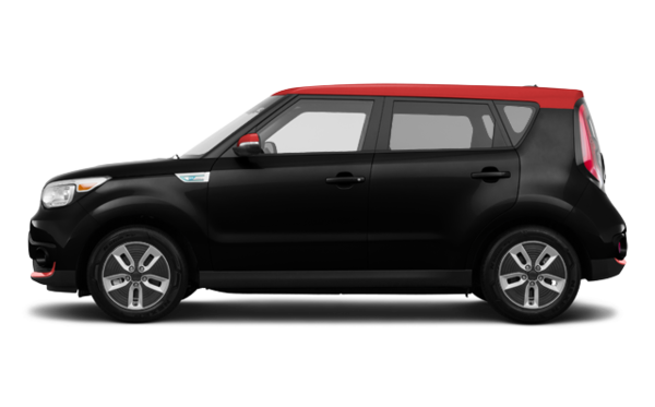 Kia Soul EV EV 2018