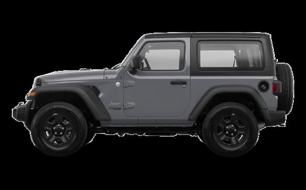 Jeep All-New Wrangler SPORT 2018