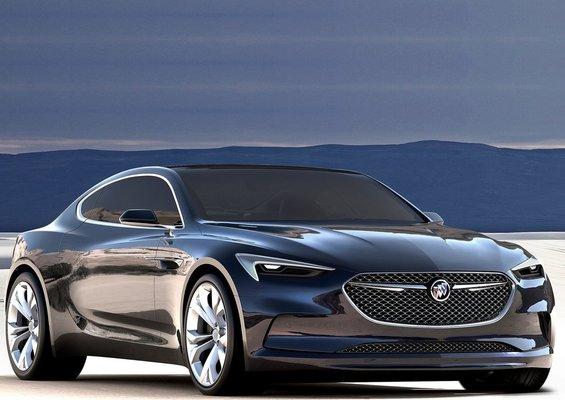 buick avista concept stunning by bruce automotive group in middleton. Black Bedroom Furniture Sets. Home Design Ideas