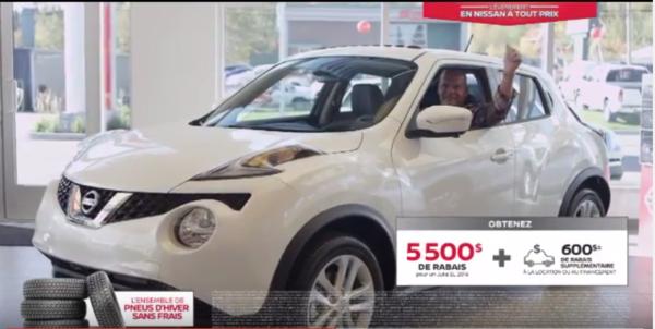 Nissan à tout prix - Pathfinder Juke