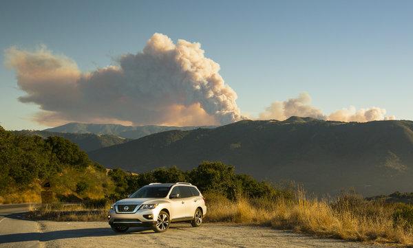 Nissan Pathfinder 2017 : pour l'espace et la polyvalence