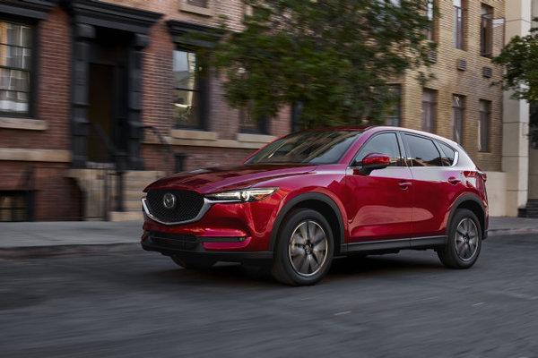 Trois éléments qui démarquent le Mazda CX-5 2017