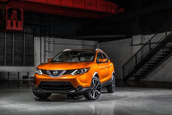 Le Nissan Qashqai 2017 sera offert à moins de 20 000 $
