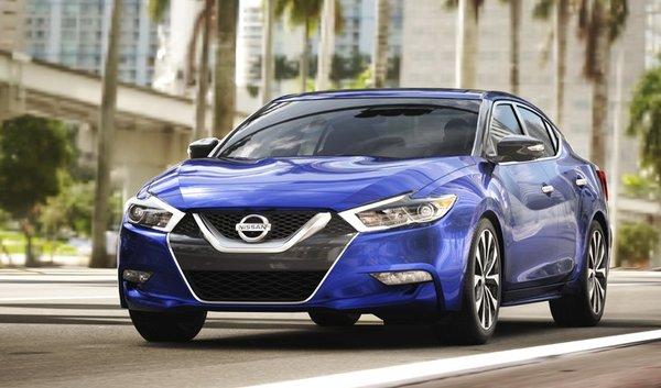 Nissan Maxima 2017 : la grande berline par excellence