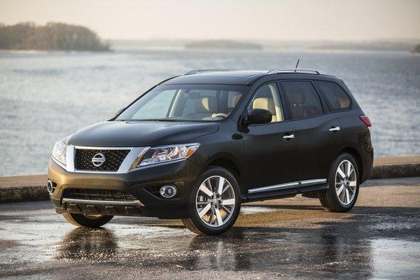Nissan Pathfinder 2018 : on l'aime encore autant