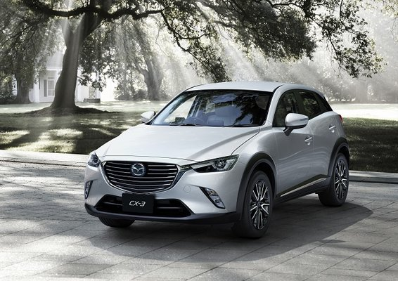 Un VUS à petit prix avec le Mazda CX-3 2018